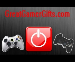 GreatGamerGifts.com Unique video game gifts for gamers.
