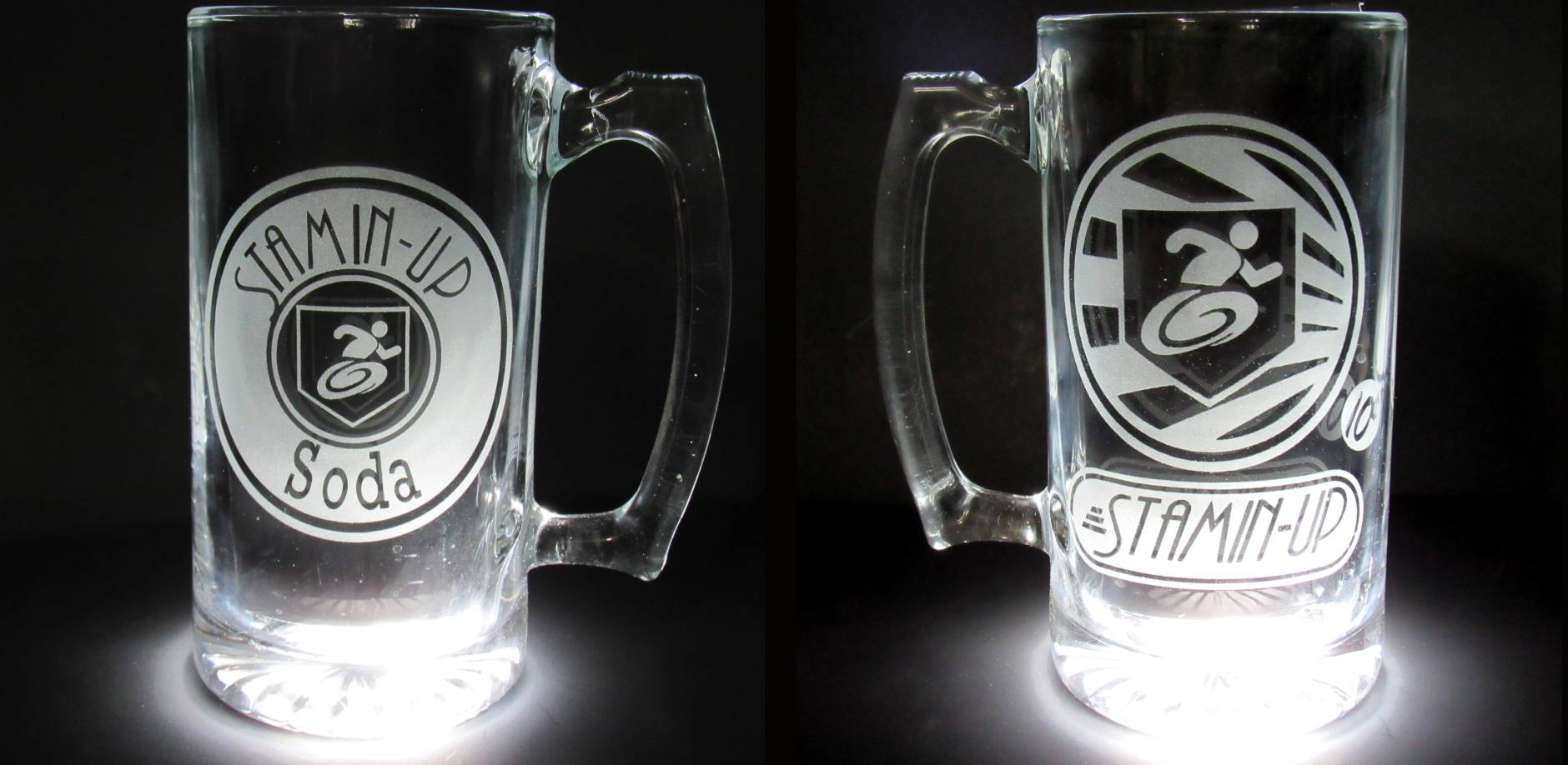CoD Zombies Stamin-Up soda mug